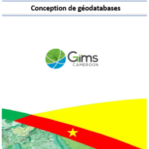 Conception de Geodatabases