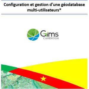 Configuration de Geodatabase Multi-utilisateurs