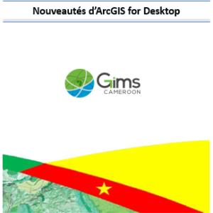 Nouveautes d'ArcGIS for Desktop